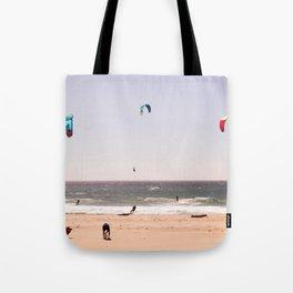Wind colors Tote Bag