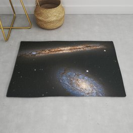 Space Galaxy Rug