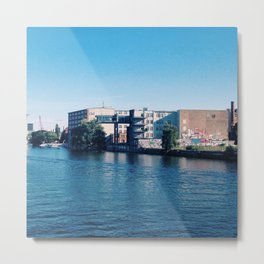 Spree Metal Print