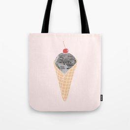 Disco Cone Tote Bag