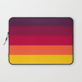 California Sunset - Favourite Palettes Series Laptop Sleeve