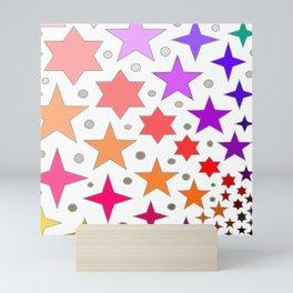 Little Stars Mini Art Print