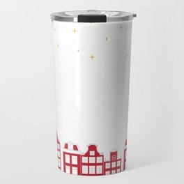 Christmas Silent Night Travel Mug