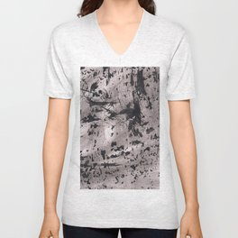 Zen Ink 6 Unisex V-Neck