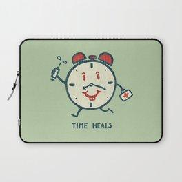 Time heals Laptop Sleeve