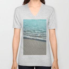Sea Foam Unisex V-Neck