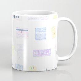 Tickets, tickets, tickets Coffee Mug