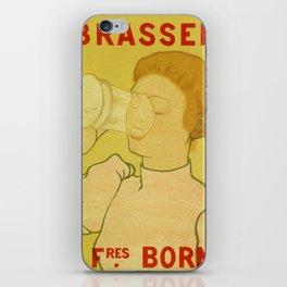 Van Velsen Belgian beer iPhone Skin