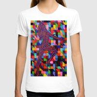 onward T-shirts featuring Onward and Upward by Ana Lillith Bar