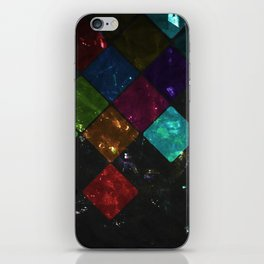 Painters Argyle iPhone Skin