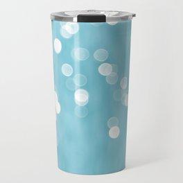 Abstract sea Travel Mug