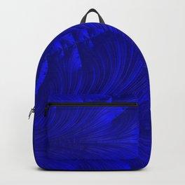 Renaissance Blue Backpack