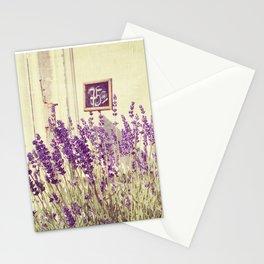 Lavender // Flower Market Stationery Cards