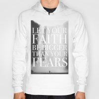 faith Hoodies featuring Faith by eARTh