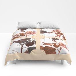 Art Deco Pastel Comforters