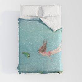 Coral reef Comforters