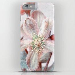 winter blossom iPhone Case