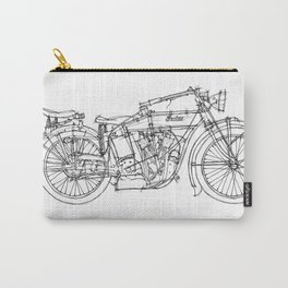 INDIAN V-TWIN 1914 Carry-All Pouch