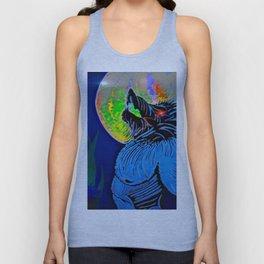 """Werewolf Moon"" Unisex Tank Top"