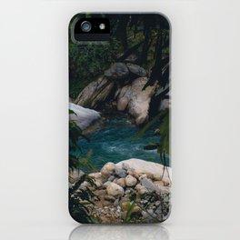Secret Pool iPhone Case