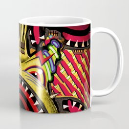 Deedee Distortion Coffee Mug