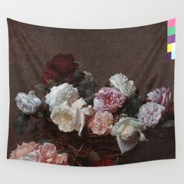 New Order - Power, Corruption & Lies Wall Tapestry