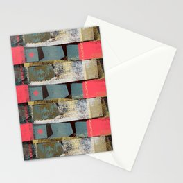 pink dots no2 Stationery Cards