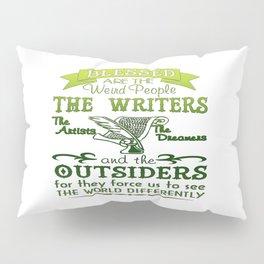 Writers, Artists, Dreamers Pillow Sham