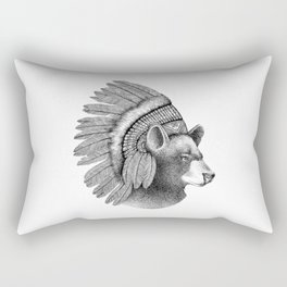 THE CHIEF Rectangular Pillow