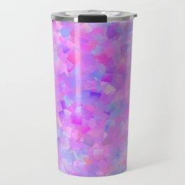Funfetti (Preppy Abstract Pattern) Travel Mug