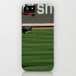 Love Baseball iPhone Case