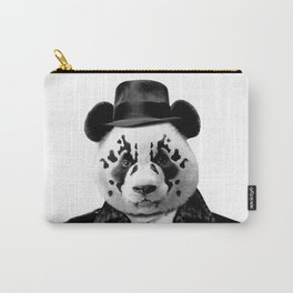 Rorschach Panda Carry-All Pouch