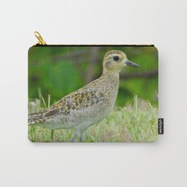Pacific Golden Plover Carry-All Pouch