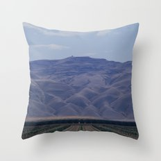 You Will Move Mountains Throw Pillow