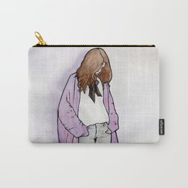 Cozy Cardigan Carry-All Pouch