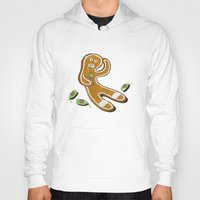 ale giorgini Hoodies featuring Ginger Ale by jerbing