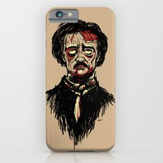 Edgar Allan Poe Zombie Slim Case iPhone 6