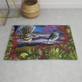 At Sunrise Rug