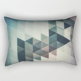 lyrnynngg cyyrrvve Rectangular Pillow