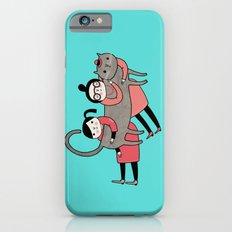 It's always a good time to hug a cat iPhone 6s Slim Case