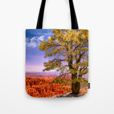 Ponderosa Pine. Bryce Canyon National Park, Utah Tote Bag