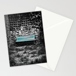Garden Bench Stationery Cards