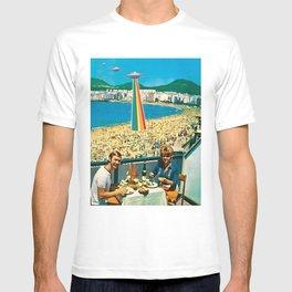 A Summer Vacation T-shirt