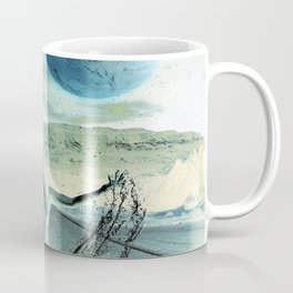 The Galaxy at the End of The Road Coffee Mug
