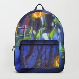 Attack of the Jack-O-Lanterns Backpack