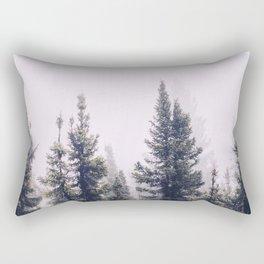 Pine forest Rectangular Pillow