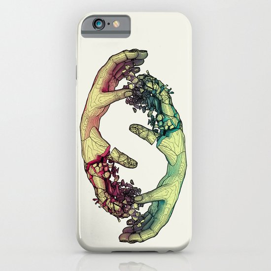 Lovers iPhone & iPod Case