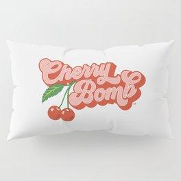 Cherry Bomb Pillow Sham