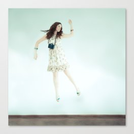 The Impact Of Photography Canvas Print