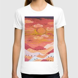 Mountains at day T-shirt
